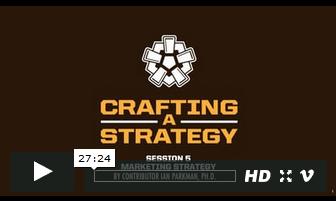 Marketing Strategy Video